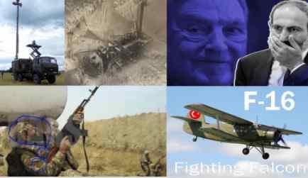 Военные сводки с Нагорного Карабаха