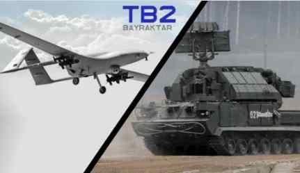 Турки разнесли в Карабахе Панцирь С1