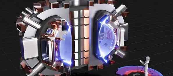Термоядерный реактор в Америке будет готов к 2025 году