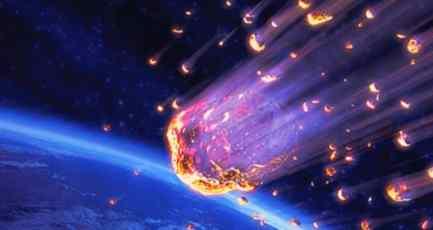 К новому году будет новая атака астероидов
