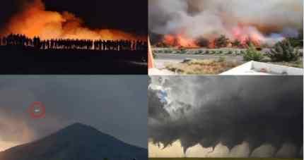 В Турции уже горят города