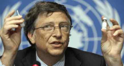 Гейтс признался, что нас дурят с вакциной