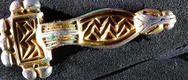 Найдена 1500-летняя гробница германского лорда в кругу шести женщин