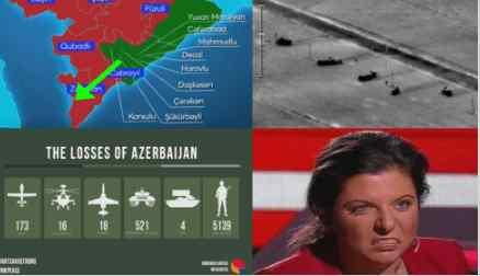 Бойня между Баку и Арменией: пленных больше не берут
