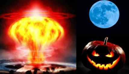 Наш ждет самый хреновый Хэллоуин