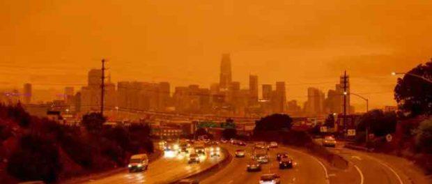 Поджигали ли пожары в Калифорнии лазером