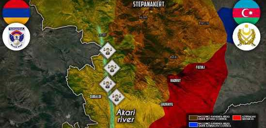 Армения использует последний шанс в войне с Баку
