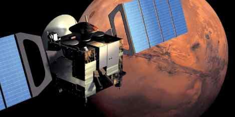 Илок Маск построить целый город на Марсе
