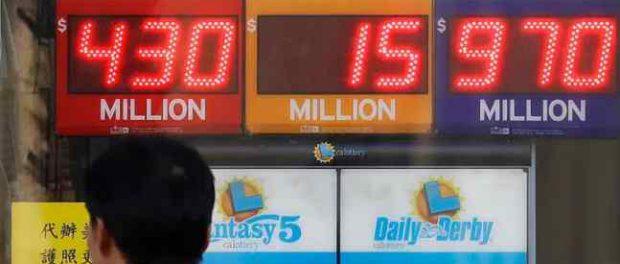 Мужчина выиграл 2 миллиона долларов