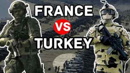 Франции не терпиться объявить войну Турции