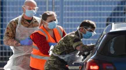 Военные получат вакцину до конца декабря