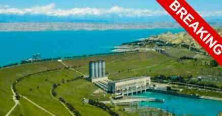 Армения обстреляла тактическими ракетами плотину Мингечевирской ГЭС.
