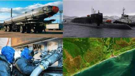 Загрязнение на Камчатке произошло из-за подводных лодок