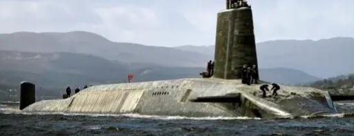 Британский подводник явился пьяным на выгрузку ядерных ракет
