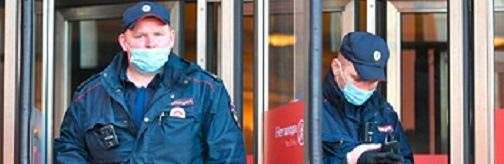 Профсоюз полиции одобрил жесткие задержания россиян без масок