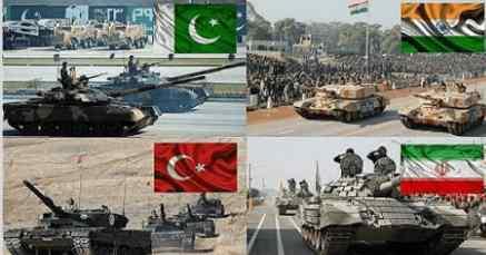 Иран готов выступить против Турции