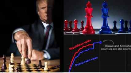 Трампа пытаются оттеснить глобалисты