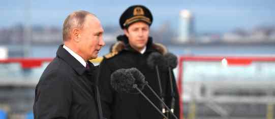 Россия вступает в борьбу за Арктику