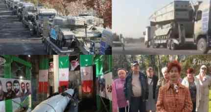 Иран готовит бойню в Азербайджан