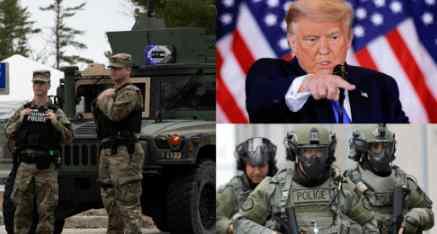 В США начались аресты чиновников высокого ранга?