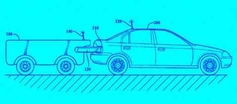 toyota патентует автономный аккумуляторный дрон для авто