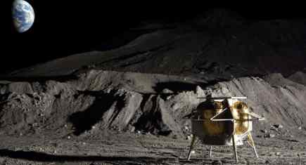 Предстоящая миссия отправит прах людей на Луну