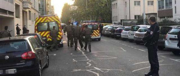 Стрелок в Лионе, который стрелял в священника, был задержан во время поедания шашлыка