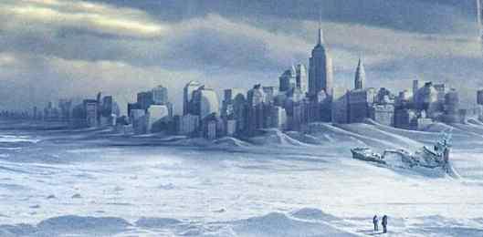 Планета начала срочно замерзать