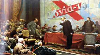 В Италии началась антиковидная революция