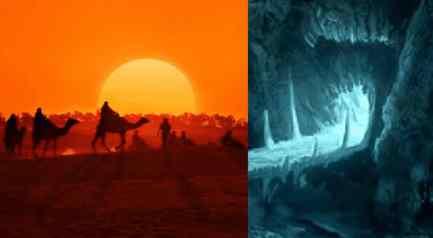 Холода накрыли Землю, а в Турции нет воды