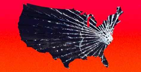 79% американцев говорят, что США разваливаются
