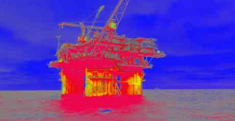 SPACEX купила две огромные нефтяные вышки для использования в качестве плавучих стартовых площадок