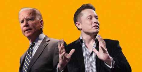 Илон Маск говорит, что он большой поклонник Байдена по одной причине