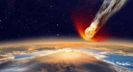 Французы пишут, что через три неделе упадет метеорит