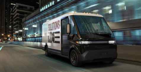 Байден сделает федеральные автомобили электрическими
