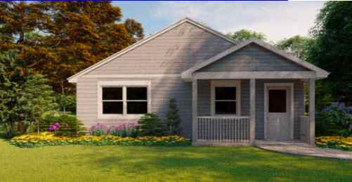 Первый дом с 3d-печатью поступает в продажу в США