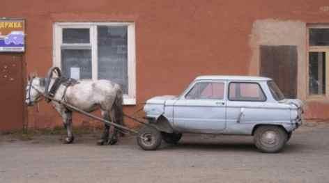 В Хабаровске не осталось бензина