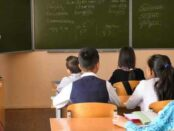 Школы закрыты на Путинские каникулы